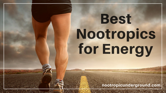 Best Nootropics for Energy