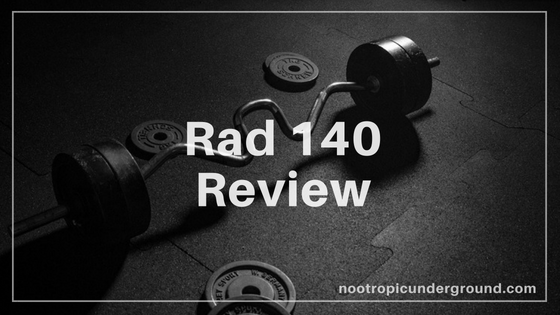 Rad 140 Review