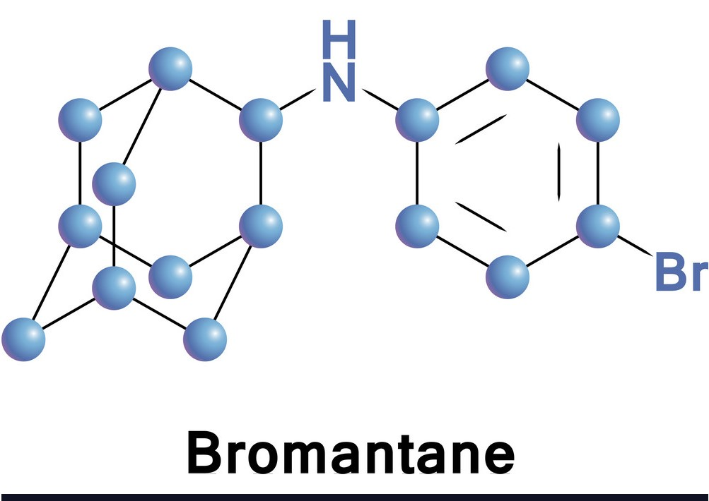 bromantane-atypical-psychostimulant-vector-15661658